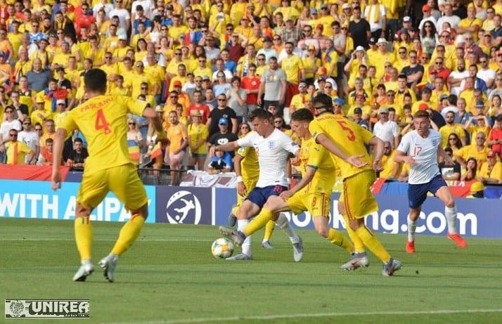 """Arădeanul Man scrie istorie în tricoul naționalei! """"Tricolorii"""" mici au demolat Anglia și sunt foarte aproape de semifinale la Euro 2019"""