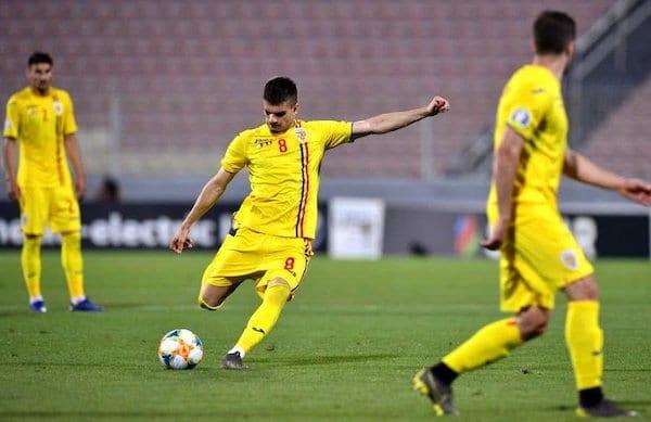 România câştigă în Malta şi păstrează şanse de calificare la Euro 2020