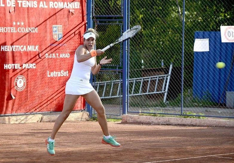 """ITF Arad ar trebui să scape de amenințarea lui SARS-CoV2, tenismenele intră pe zgura de la """"Activ"""" în septembrie!"""