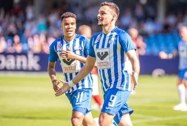 """Adi Petre revine în primul """"11"""" al lui Esbjerg cu primele goluri stagionale! + VIDEO"""