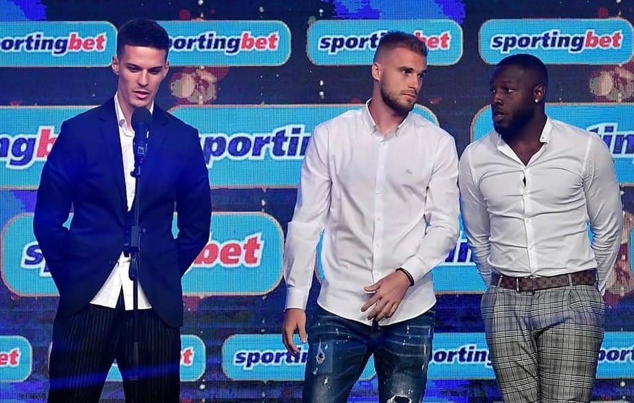 Arădenii Man și Țucudean, desemnați cei mai buni atacanți ai stagiunii 2018-2019 de către fotbaliştii şi de antrenorii din primele trei ligi