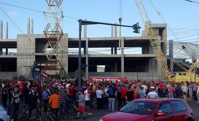 """Falcă și Bîlcea nu i-au convins pe suporteri la discuțiile despre stadion: """"Fără acte nu au nicio credibilitate"""", între timp USR demonstrează cum s-au umflat cheltuielile!"""