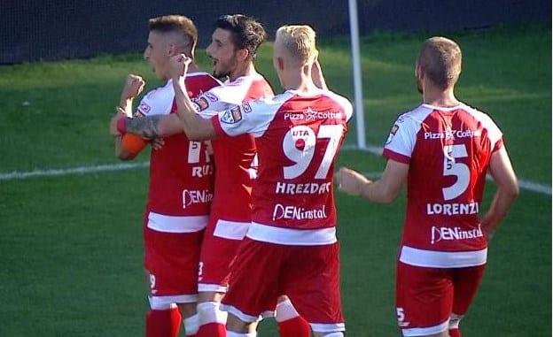 """UTA – Csíkszereda – """"Un meci de o cu altă factură decât precedentele, fiindcă pornim clar favoriți!"""""""