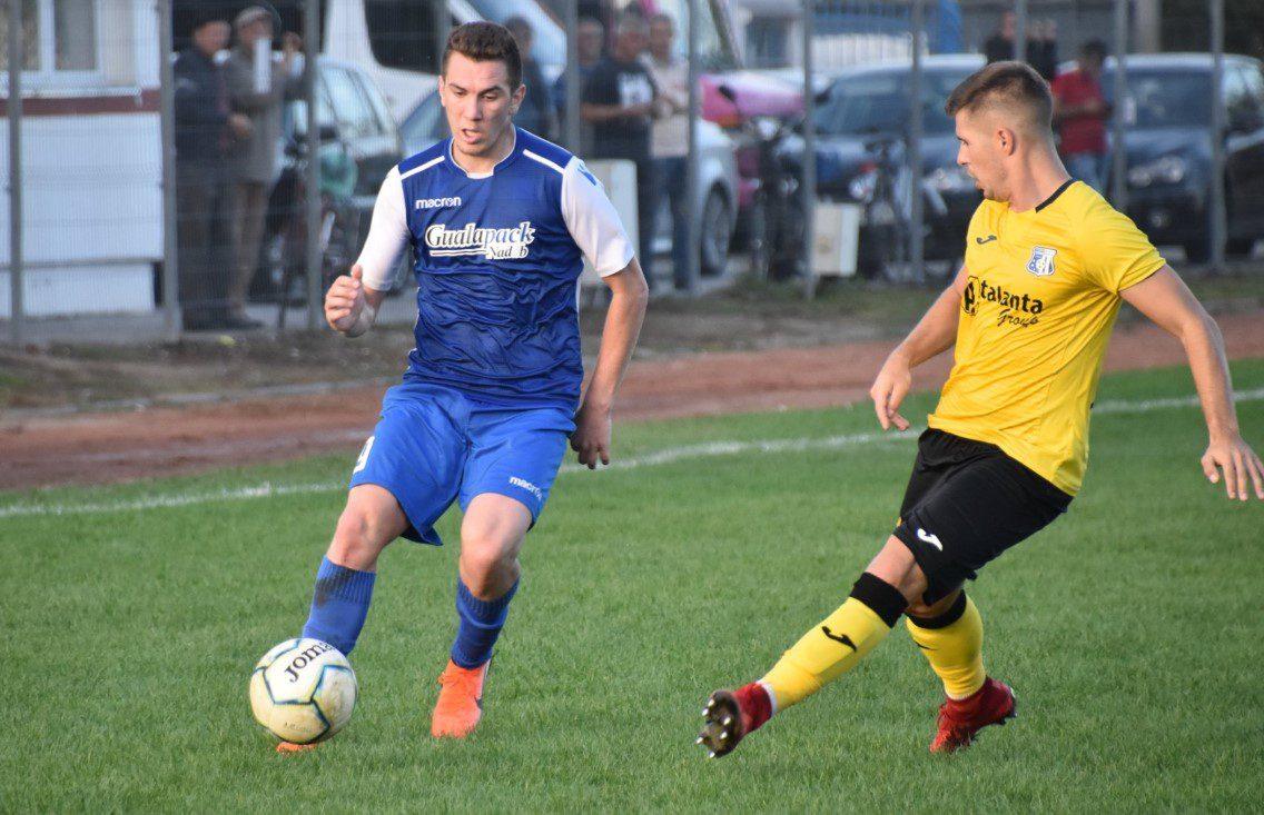 Dubla lui Modan nu a fost de ajuns pentru a evita primul eșec în amicale: CSC Dumbrăvița – Crișul Chișineu-Criș 3-2