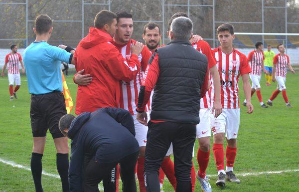 """Puncte imense pentru Cermei în derby-ul de la Pecica! Moisă: """"Am suferit și am muncit ca echipă până la ultimul fluier și fotbalul ne-a premiat"""" + FOTO"""