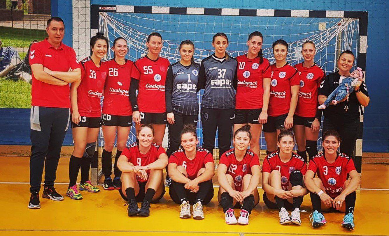 Crișul Chișineu Criș va juca în Liga Florilor, Aradul are în premieră o formație de handbal feminin în elită!