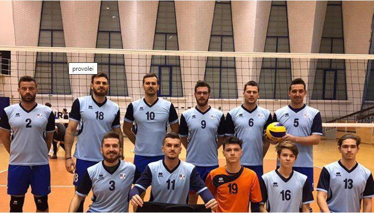 Cupa României la volei masculin continuă fără UVVG ProVolei Arad