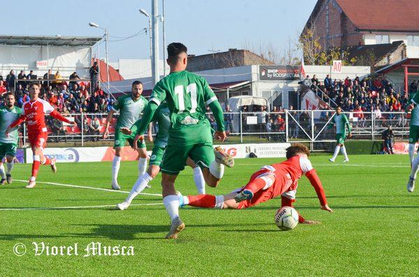 Live-text Liga a II-a, ora 14: UTA – Concordia Chiajna 1-0, final