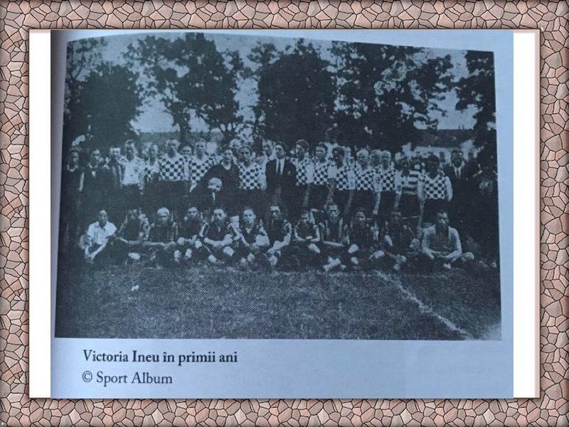 Sărbătoare înăbușită și în Țara Zărandului: Fotbalul ineuan a împlinit un secol de existență!