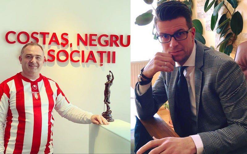 """UTA atacă FRF-ul la TAS cu doi doctori în drept, cu experiență în litigiile sportive! Costaș e și suporter înfocat al """"roș-albilor"""""""