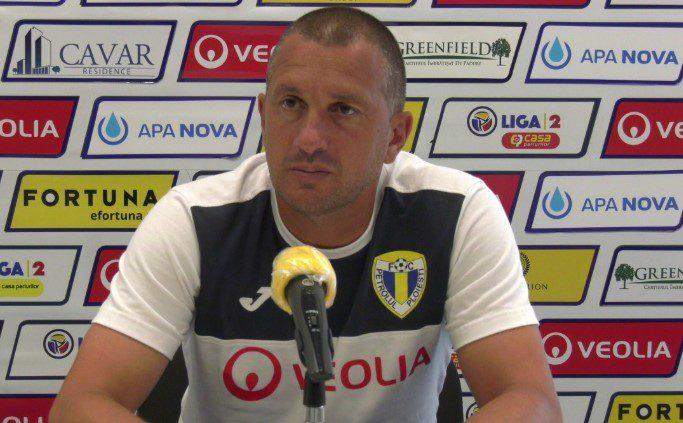 """Costel Enache a prefațat """"ciocnirea"""" de la Arad: """"Nu este cel mai ușor meci, dar trebuie să tratăm orice adversar la victorie! UTA are două variante"""""""