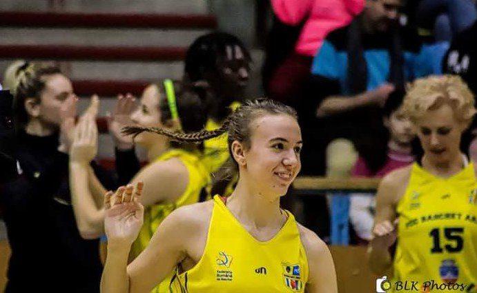"""Lipovan reprezintă România la """"mondialele"""" pentru junioare 3×3: Baschetbalista de 18 ani va începe al doilea sezon în tricoul """"galben-albastru"""""""