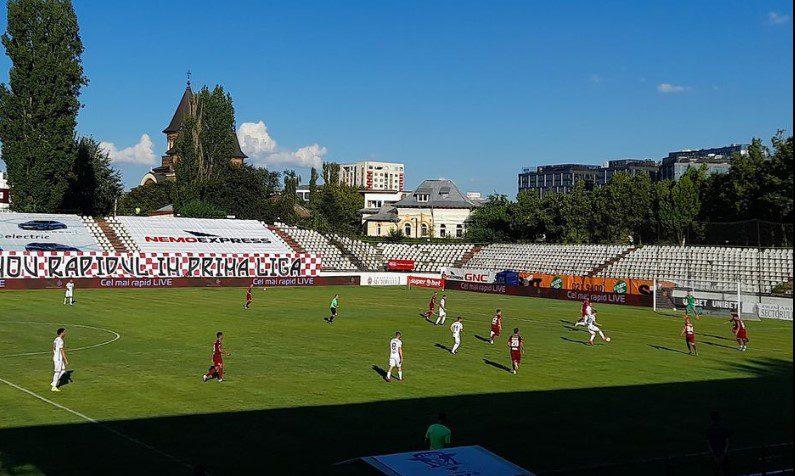 Rapidul – de doi bani speranță înainte de vizita la Arad, FC Argeș se înscrie în lupta pentru promovare!