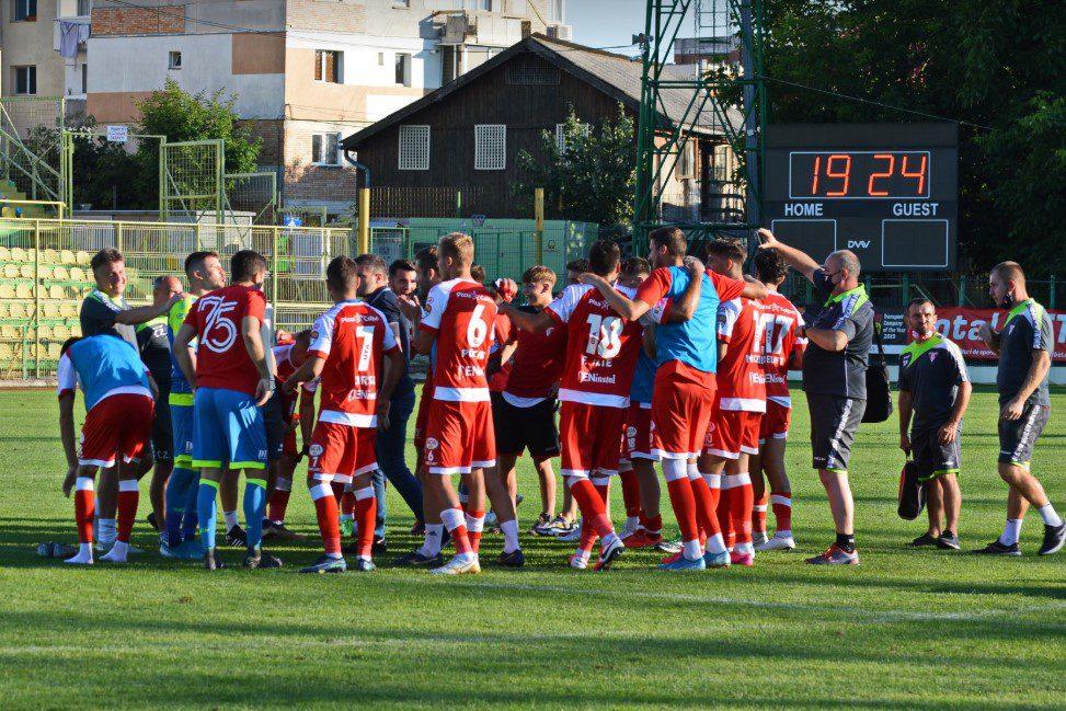 Duel amical între Campioanele Provinciei: UTA face singura repetiție pentru (re)debutul în Liga 1 vineri seara, în Gruia!
