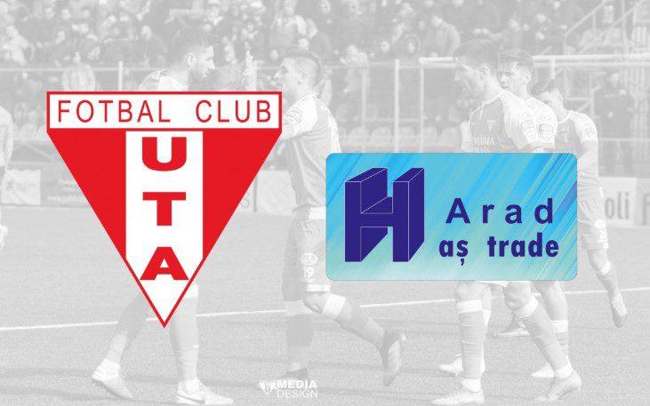 Haș Trade își începe parteneriatul cu clubul UTA