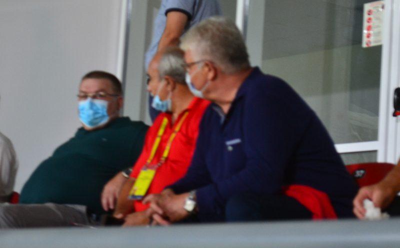 """Andone s-a întors în locul unde a debutat în fotbalul mare: """"Am fost puțin emoționat! Rezultatul nu e chiar rău pentru UTA, până la urmă e o nou promovată"""""""