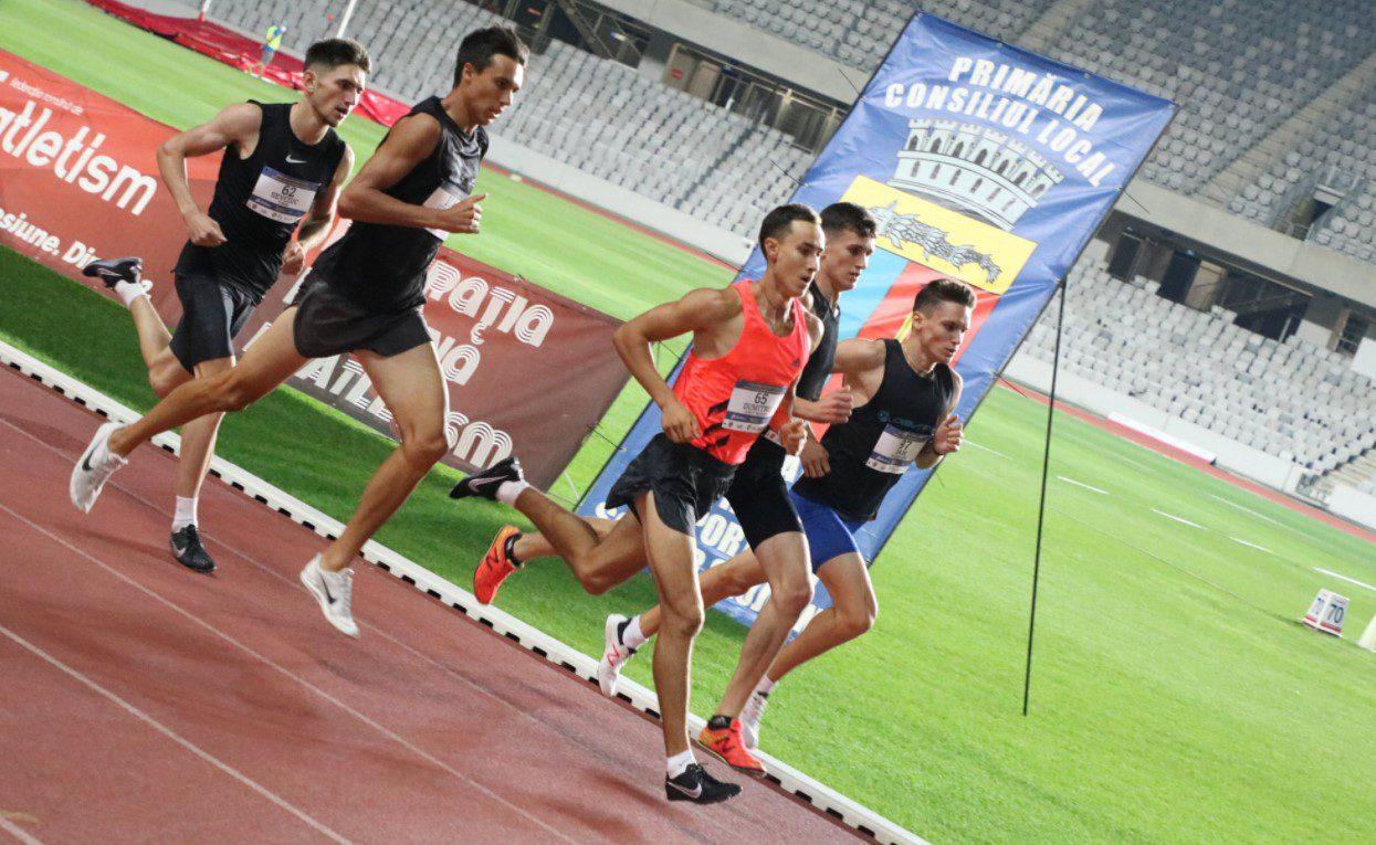 Coman a câștigat Internaționalele României la proba 1500 de metri, Both – argint la aruncarea suliței