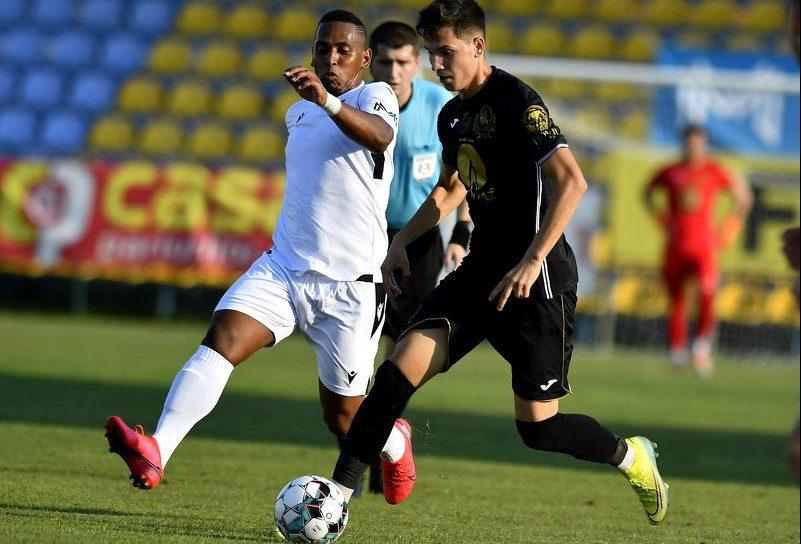 """Eric – """"omul orchestră"""" pentru următorul adversar al UTA-ei, Dinamo salvează un punct cu Hermannstadt"""