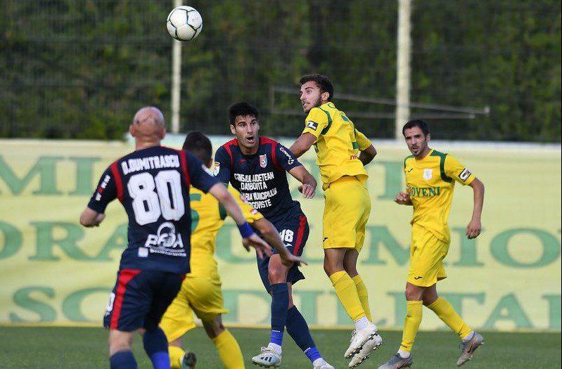 Calcule respectate: Chindia o întâmpină pe UTA în Liga 1 după 3-1 la general în barajul cu Mioveniul!