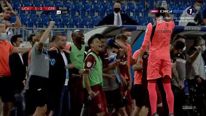 Avem încă o Campioană a Provinciei: CFR Cluj o egalează pe UTA la numărul de titluri câștigate! Arădenii Panin și Țucudean – printre protagoniști