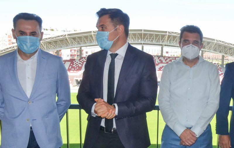 """Ministrul Tineretului și Sportului spune că se lucrează la un scenariu pentru redeschiderea stadioanelor: """"Cred că ne putem duce cu capacitatea undeva la 10%…"""""""