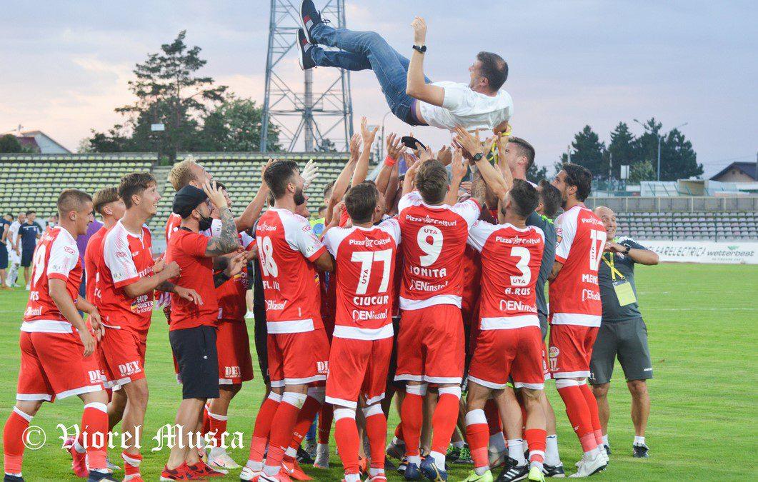 Vești extrem de proaste pentru cluburile sportive, UTA și FCC Baschet Arad vor fi cele mai afectate: Fără bani publici în viitorul apropiat!
