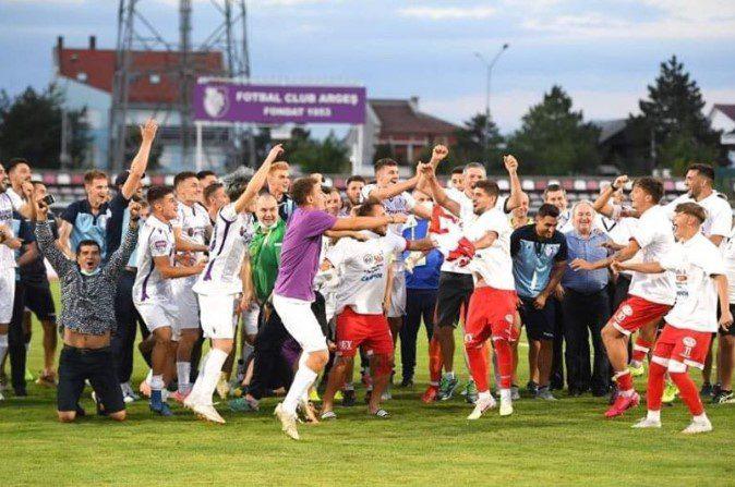 """Balint – """"puțin supărat"""" și confuz de reacțiile venite pe finalul meciului de la Pitești și are mesaje pentru omologii săi: """"O urmă mare de empatie pentru Lincar"""" + FOTO"""