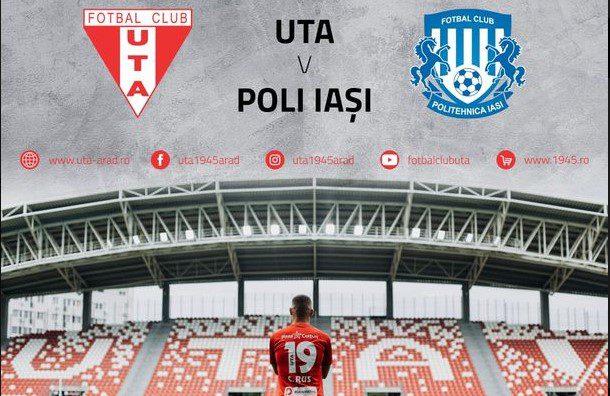 Bilete virtuale la UTA – Poli Iași!