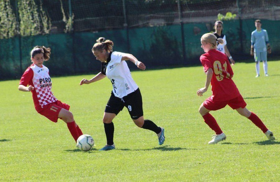 O fază fixă a făcut diferența în favoarea campioanei: Olimpia Cluj – AC Piroș Security  1-0
