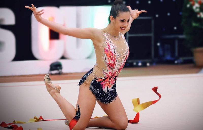 """""""Arad Trophy"""" la gimnastică ritmică a rămas (încă) în picioare pentru finalul lui octombrie"""