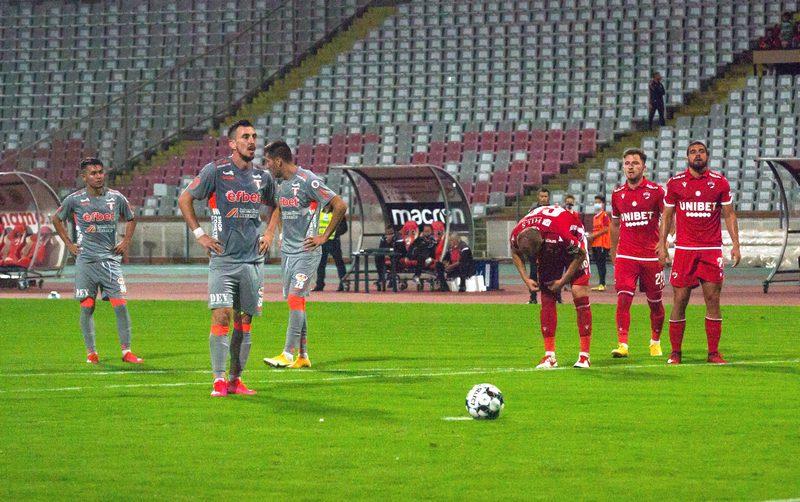 """Hora a înscris și în precedentul succes al UTA-ei în Liga 1 și tot la București: """"Aveam nevoie trei puncte pentru a nu rămâne în coada clasamentului"""""""