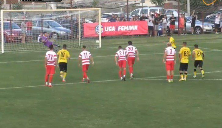 Liga III-a (seria 8-a), prima etapă: Dumbrăvița e primul lider, Lipova și Pecica – celalalte două echipe victorioase la debut!