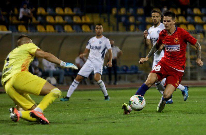 Arădenii Man și Petre, marcatori pentru FCSB în meciul de maidan din Serbia!