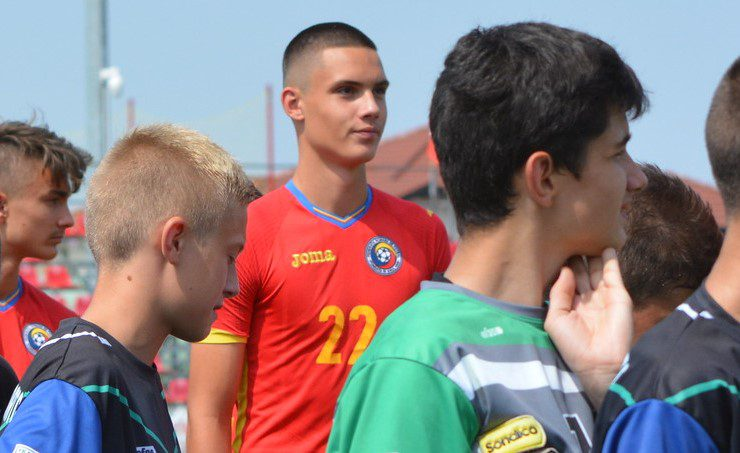 Utiștii Nagy și Pop, convocați la naționala Under 16 pentru turneul din Croația! Arădeanul Melniciuc e și el în lot