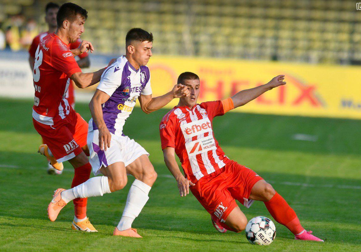 Live-text ora 18, Liga 1 – etapa a 3-a: Campionii FC Argeș – UTA 1-1, final