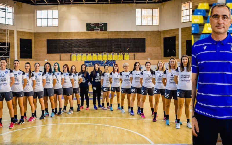 """Peste trei zile, Crișul debutează în Liga Florilor! Cîtu: """"Am încredere în fete, ne-am pregătit să câștigăm împotriva Clujului!"""""""