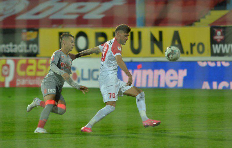 Live-text Liga 1, ora 18,45: FC Hermannstadt – UTA  1-1, final