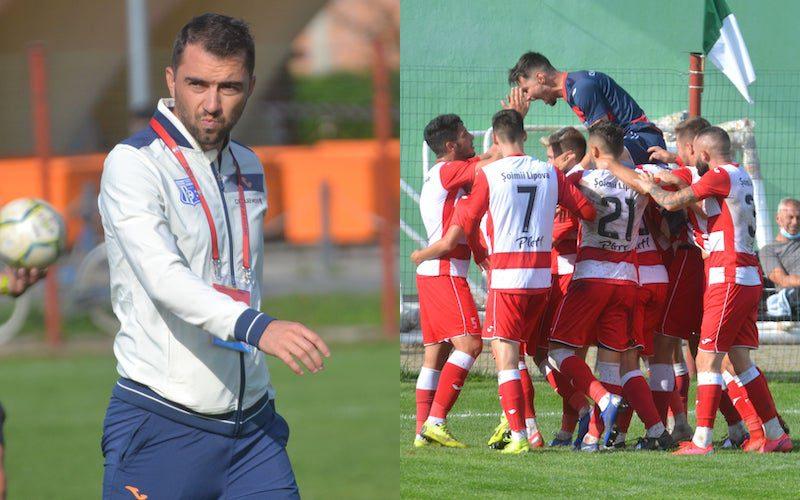 """Lipova a riscat și a câștigat și în zece derby-ul de la Dumbrăvița! Sabău: """"Fotbalul te răsplătește dacă ești optimist și ataci poarta adversă până la ultima fază"""" + FOTO"""