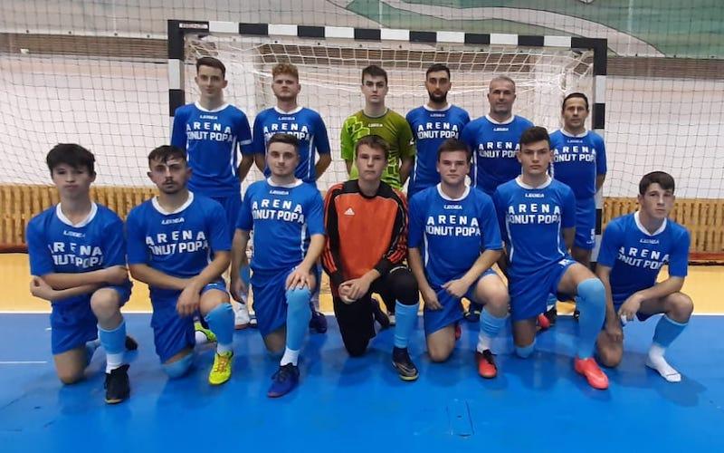 Șimandul găzduiește, în weekend, ultimul turneul al ligii secunde la futsal: Șoimii au și obiectivul calificării în Cupă!