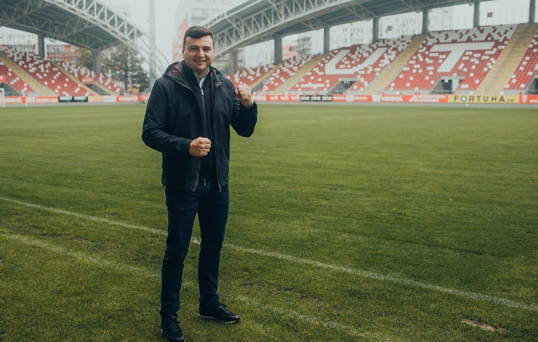 """Bîlcea anunță că primul meci cu public pe arena """"Francisc Neuman"""" va fi finala Cupei României la fotbal feminin"""
