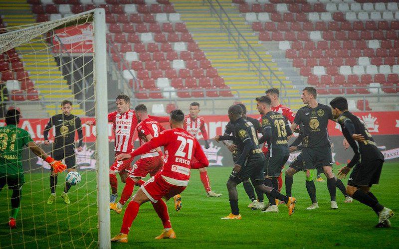 Live-text Liga I, etapa a 10-a: UTA – Gaz Metan Mediaș 1 – 3, final