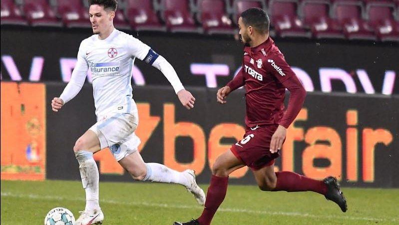 """Becali nu-l vinde pe Man sub 14 milioane de euro, înainte de transferul peste hotare arădeanul speră să câștige un titlu cu FCSB: """"E frustrant!"""""""