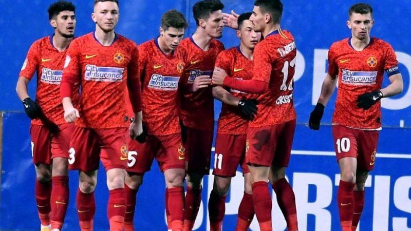 """Fără utiști în echipa turului întocmită de LPF, arădeanul Man – unul dintre cei patru FCSB-iști ai """"11"""" – lui pregătit de Grozavu și Poenaru"""