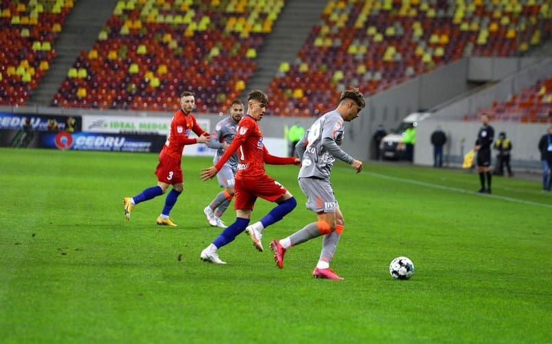Live-text Liga I, ora 21,30: FCSB – UTA 3-0, final