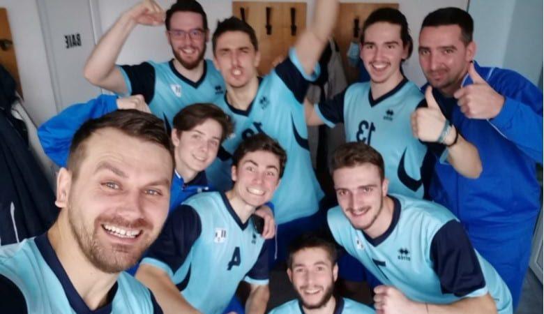 ProVolei Arad este lider în seria de vest din A2 după succesele clare cu Oțelu Roșu și LAPI Dej