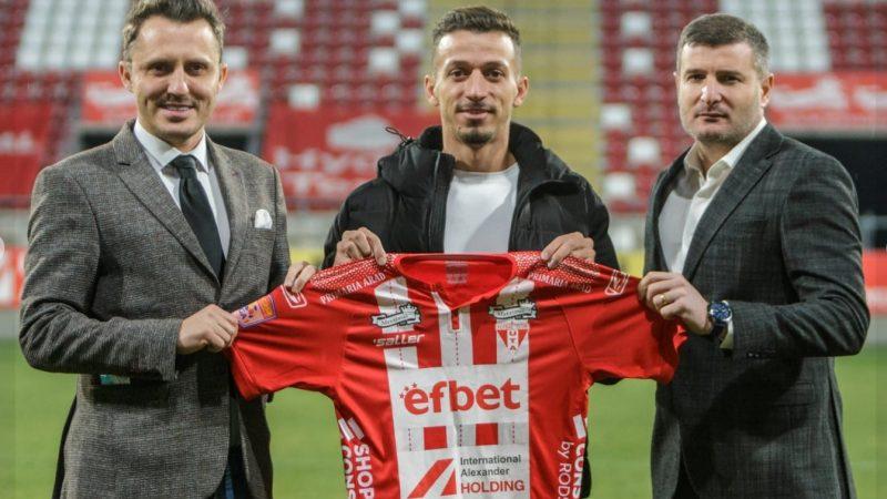 """Apostu, despre implicarea la UTA: """"E normal să intermediez majoritatea transferurilor, clubul a atras aproape 2 milioane de euro pe performanță sportivă"""""""