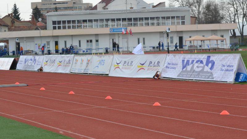 """Naţionale de aruncări lungi, în martie, pe stadionul """"Gloria""""; Atlet de Jocuri Olimpice, în pregătire la Arad!"""
