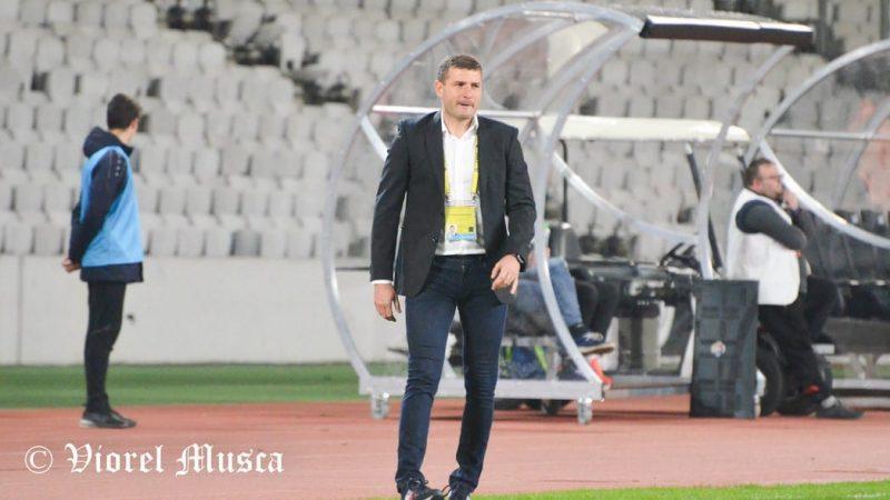 """Balint, despre U. Cluj: """"Doar la prima vedere e un adversar accesibil, va trebui să demonstrăm pe teren că suntem mai buni! Cupa rămâne un obiectiv al UTA-ei!"""""""