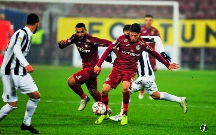 Liga I, etapa a 19-a: Chindia – sigură de locul de play-off și după runda din weekend, CFR Cluj pierde șansa să se așeze în fotoliul de lider!
