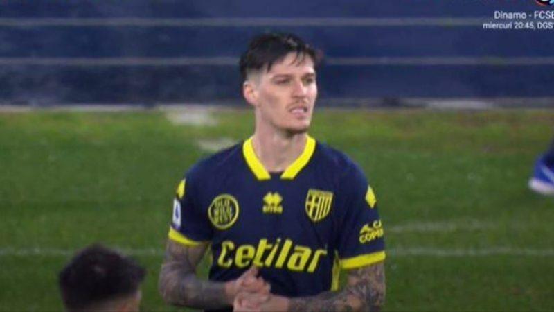 Arădeanul Man a debutat în Serie A, dar Parma se întoarce cu mâna goală de la Napoli